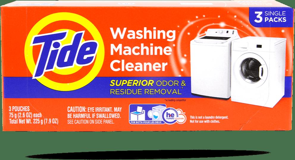 Tide Washing Machine Cleaner Box