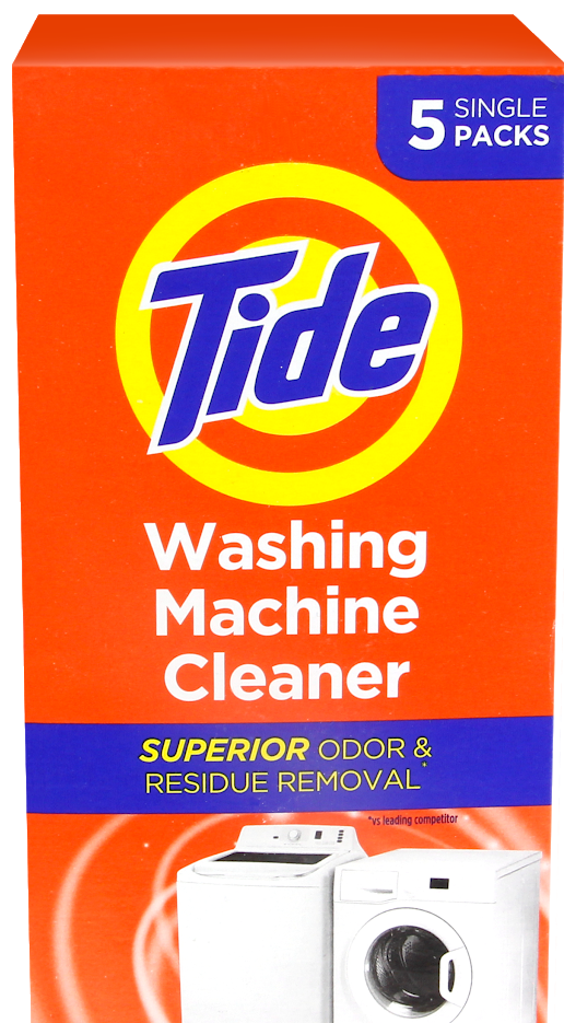 Tide Washing Machine Cleaner Coupon